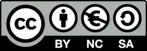 Licencia Creative Commons de Atribución-NoComercial-CompartirIgual 3.0 Unported (CC BY-NC-SA 3.0)